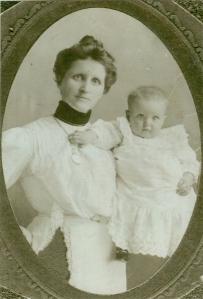 Halvorine & Edna
